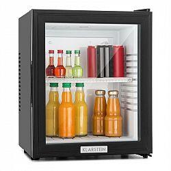 Chladnička Klarstein HEA-MKS-12, černá, 24 l, 0 dB