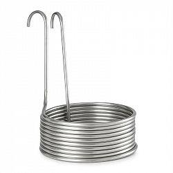 Klarstein Aufwärtsspirale ponorný chladič, sladový chladič, 10 závitů, Ø 25,5 cm