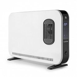 Klarstein Baltrum, elektrický ohřívač, konvektor, 2000 W, volně stojící, bílý