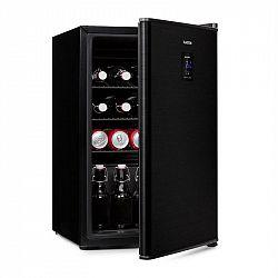 Klarstein Beer Baron, lednice na nápoje, A+, 68 l, 39dB, 0 - 10 °C, černá