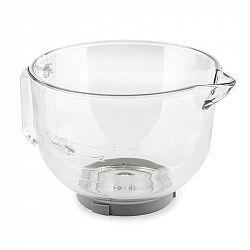 Klarstein Bella Glass Bowl skleněná miska, příslušenství k Bella 2G kuchyňským robotům