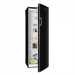 Klarstein Bigboy, lednice, 323l, crisper přihrádka, 6 úrovní, třída energetické účinnosti A+, černá