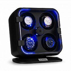 Klarstein Clover, pohyblivý stojan na hodinky, 3 otáčení, LED