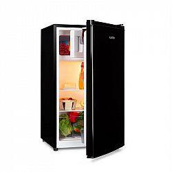 Klarstein Cool Cousin, lednička s mrazákem, 69/11 litrů, 41 dB, A++, černá