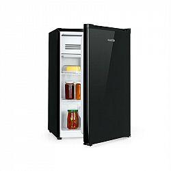 Klarstein Delaware, lednice, A++, 76l, 4 litrová mrazící část, komprese, černá