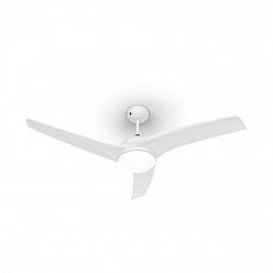 Klarstein Figo, bílý, stropní ventilátor, 52