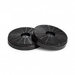 Klarstein Filtr s aktivním uhlím do digestoří, 2 filtr, recirkulace