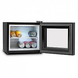 Klarstein Frosty, černá, mini lednička, 10 litrů, 65 W, třída B