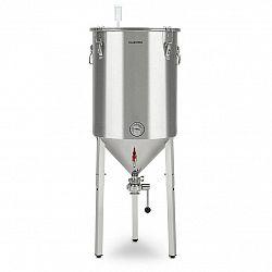 Klarstein Gärkeller Pro XL, fermentační kotel, 60l, výpustný ventil na kvasinky, ušlechtilá ocel 304