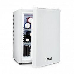 Klarstein Happy Hour 37, minibar, 37 l, 5–15°C, tichý, 0 dB, LED světlo, bílý