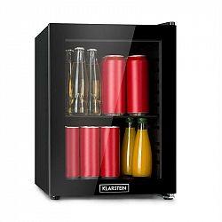 Klarstein Harlem, lednice na nápoje, A+, kovový rošt, skleněné dveře