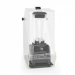 Klarstein Herakles 2G, černý, stolní mixér s krytem, 1200 W, 1,6 k, 2 litry, bez BPA