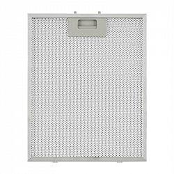 Klarstein hliníkový tukový filtr, 26 x 32 cm, vyměnitelný filtr, náhradní filtr