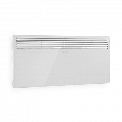 Klarstein Hot Spot Slimcurve, ohřívač, 80 x 40 cm, 40 m², 2000 W, 5 - 40 °C, IP24, bílý