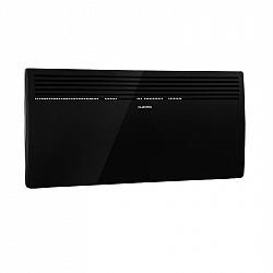 Klarstein Hot Spot Slimcurve, ohřívač, 80 x 40 cm, 40 m², 2000 W, 5 - 40 °C, IP24, černý
