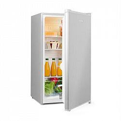 Klarstein Hudson, lednička, A ++, 88 litrů, složka na zeleninu, komprese, stříbrná