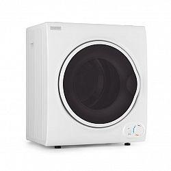 Klarstein Jet Set 4000, sušička prádla, sušička s odsáváním vlhkého vzduchu, 1400 W, TEE C, 4 kg, 60 cm, bílá