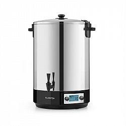 Klarstein KonfiStar 40, digital, zavařovací automat, zásobní na nápoje, 40 l, 100 °C, 180 min.
