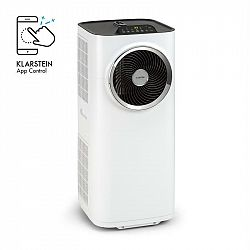Klarstein Kraftwerk Smart 12K, klimatizace, 3 v 1, 12 000 BTU, ovládání přes aplikaci, bílá