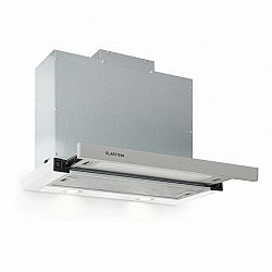 Klarstein Mariana 60, výsuvný odsavač par, 500 m³/h, odsávání, LED, bílý