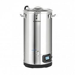 Klarstein Mundschenk 3XL, sladový kotel, zařízení na vaření piva, 3000 W, 9 programů, 65 l