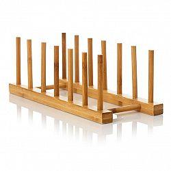Klarstein Odkapávací mřížka, 100% bambus, 30x11,5x10,5cm, voděodolná