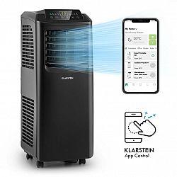 Klarstein Pure Blizzard Smart 7k, mobilní klimatizace, 7000 BTU/2,1 kW, energetická třída A, dálkový ovladač