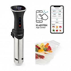 Klarstein Quickstick Smart, Sous Vide vařič, pumpa, 3D, cirkulace, 20-95°C