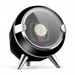 Klarstein Sindelfingen, černý, pohyblivý stojan na hodinky, pohyb vpravo-vlevo, 1 hodinky