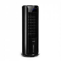 Klarstein Skyscraper Horizon, chladič vzduchu, ventilátor, 60 W, 486m³/h, 3,5l vodní nádrž, černý