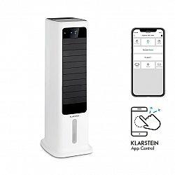 Klarstein Skytower 360° Smart, ochlazovač vzduchu, 60 W, 450 m³/h, 6 litrů, přenosný