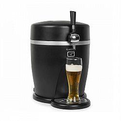 Klarstein Tap2Go, mobilní čepovací zařízení 2 v 1 s chladničkou na nápoje, 5 l / 13 l, černé