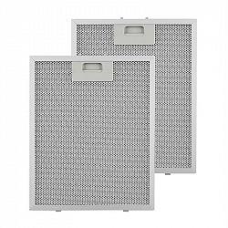 Klarstein tukový filtr, náhradní filtr, hliník, 25,8x31,8 cm