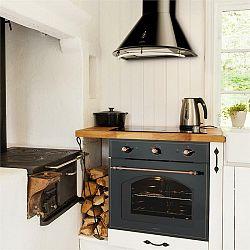 Klarstein Vilhelmine, černá, trouba, 55 l, vestavná, třída energetické účinnosti A
