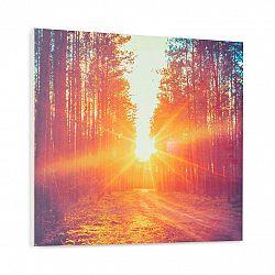 Klarstein Wonderwall Air Art Infinite, infračervený ohřívač, obraz, 60 x 50 cm, 300 W, na stěnu, dálkové ovládání