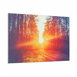 Klarstein Wonderwall Air Art Infinite, infračervený ohřívač, obraz, 90 x 60 cm, 850 W, na stěnu, dálkové ovládání