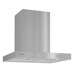 Klarstein Zarah, odsavač par, ušlechtilá ocel, 60 cm, 620 m3/h, montáž na stěnu, LED